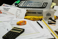INCOME TAX PREPARATION / E-FILE - FAST REFUNDS