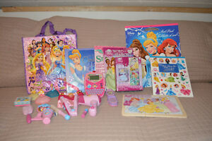 Tons of Great Princess Stuff- Each Lot $15, or Get Both for $25