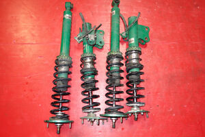 JDM Nissan 240sx S14 OEM Front / Rear Tein Coilovers 1995-1998