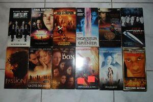 FILMS DIVERS VHS VERSION FRANCAISE (S9)