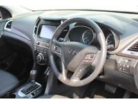 2016 HYUNDAI SANTA FE 2.2 CRDi Blue Drive Premium 5dr Auto [5 Seats]