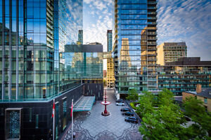 Looking for a suite in Yorkville?