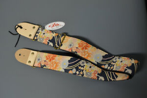 "Brand new 34"" guitar strap from Japan"