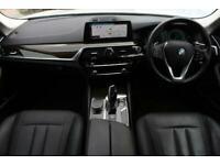 2018 BMW 5 Series 520d SE 4dr Auto Saloon Diesel Automatic
