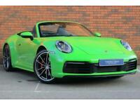 2019 Porsche 911 3.0T 992 Carrera S PDK (s/s) 2dr Convertible Petrol Automatic