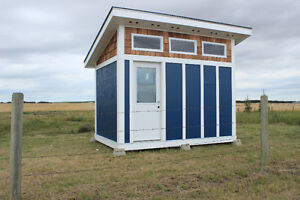 Sheds buy or sell outdoor tools storage in calgary for Studio sheds for sale