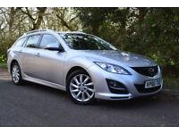 2010 Mazda Mazda6 2.2D Diesel TS £115 A Month £0 Deposit