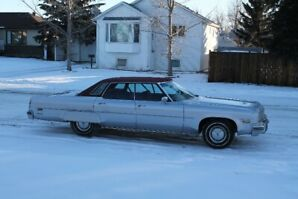 1975 OLDSMOBILE REGENCY 98