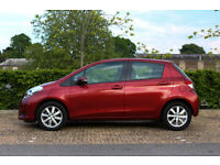 2013 Toyota Yaris 1.33 ( 99bhp ) M-Drive S TR ONLY 18K MILES DONE AUTOMATIC