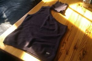 Merino Wool/Lambswool/Cashmere knit top - made in Italy