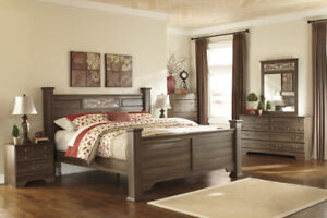 Ashley Allymore-6 pc Bedroom Set