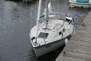 Voilier Precision 18 Trailerable sailboat West Island Greater Montréal image 4