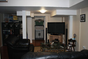2 bedroom basement appartment available for rent $950