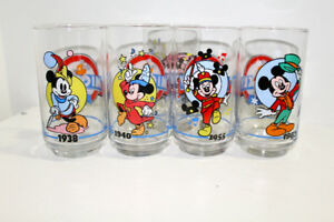 Mickey Mouse Collector Glasses