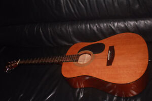 acoustic guitar Hohner