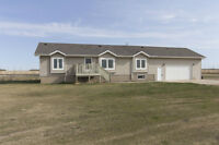 5 Acre Home just a short drive from Saskatoon!!