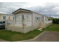 Delta Cambridge 2016 static caravan at Birchington Vale, Kent
