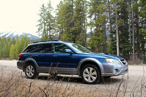 2008 Subaru Outback 2.5XT - Perfect Mountain Vehicle