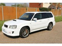 Subaru Forester 2.5 STi STUNNING RARE AND SOUGHT AFTER!!Fresh import! ORIGINAL