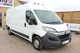 2015 CITROEN RELAY 35 HDI 130 L3 H2 FRIDGE LWB MEDIUM ROOF NEW SHAPE INSULATED/R