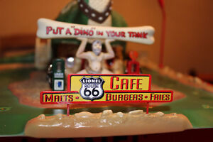 LIONEL TRAINS ROUTE 66 CAFE Kingston Kingston Area image 4