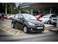 2014 14 HYUNDAI I10 1.0 SE 5dr in Phantom Black