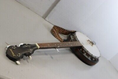 Local Pick Up Only. Johnson Banjo good