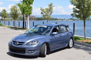 Fully Loaded 2007 Mazdaspeed 3 with 270HP