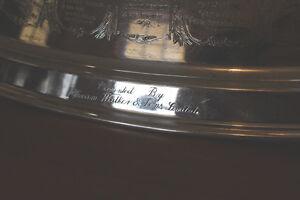 Vintage Silverplate Drink Tray - Hiram Walker & Sons Limited London Ontario image 5