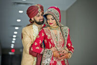 Wedding photography / videography - South Asian weddings