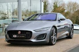 image for 2020 Jaguar F-Type 5.0 V8 R-Dynamic Auto AWD (s/s) 2dr Coupe Petrol Automatic