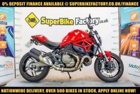 2014 14 DUCATI MONSTER M821 821CC 0% DEPOSIT FINANCE AVAILABLE