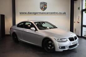 2011 61 BMW 3 SERIES 3.0 325D M SPORT 2DR AUTO 202 BHP DIESEL