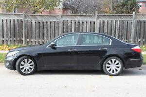 2011 Hyundai Genesis Sedan Premium, 130,250 kms