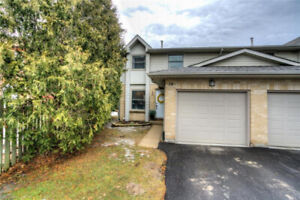 Spacious, well maintained end unit!