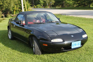 1993 Mazda MX-5 Miata Limited Edition Convertible
