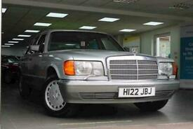 image for 1991 Mercedes-Benz S Class  Saloon Petrol Automatic