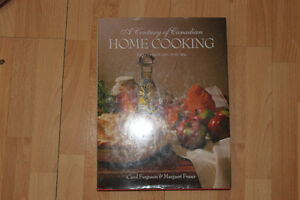 A CENTURY OF CANADIAN HOME COOKING 1900 TO 1990