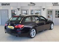 2016 16 BMW 5 SERIES 3.0 535D M SPORT TOURING 5D AUTO 309 BHP DIESEL