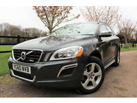 Volvo XC60 2.4 D5 AWD ( 205ps ) R-Design HIGH SPEC FULL VOLVO HISTORY