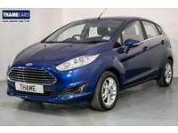2015 Ford Fiesta 1.25 Zetec With Bluetooth, Air Con And Heated Front Screen Petr
