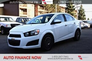 2013 Chevrolet Sonic LT Auto Sedan CHEAP REDUCED $79 BI WEEKLY