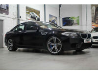 BMW M5 4.4 DCT, 13 Reg, 42k, Black Sapphire, Big Spec, Head Up, Nav, Sunroof Etc