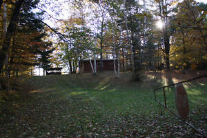 58.5 ACRES of land for sale 1 hour from Ottawa/Gatineau