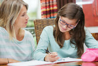 Tutoring - French, Math, Science, Reading & Pre-School