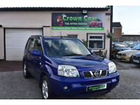 Nissan X-Trail 2.2dCi SVE 5 DOOR BLUE 2006 MODEL +BEAUTIFUL CONDITION+