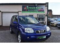 Nissan X-Trail 2.2dCi SVE 5 DOOR 2005MY+BLUE+TOP SPEC