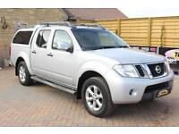 2014 NISSAN NAVARA DCI 190 TEKNA CONNECT 4X4 DOUBLE CAB AUTO PICK UP DIESEL