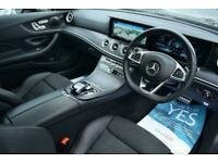 2018 Mercedes-Benz E Class 2.0 E220d AMG Line (Premium) G-Tronic+ (s/s) 2dr Coup
