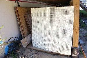 14 Peg Board Sheets